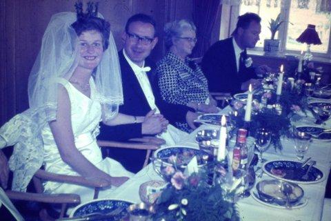 Bilder 1965,66 u.a. Hochzeit 006